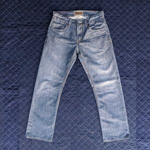 Levi's 514 Slim Straight Welder Jeans
